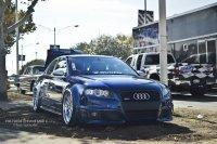 stuningowany samochód