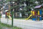Ogrodzenie na plac zabaw